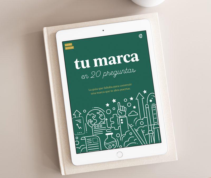 Ebook: Tu Marca en 20 Preguntas
